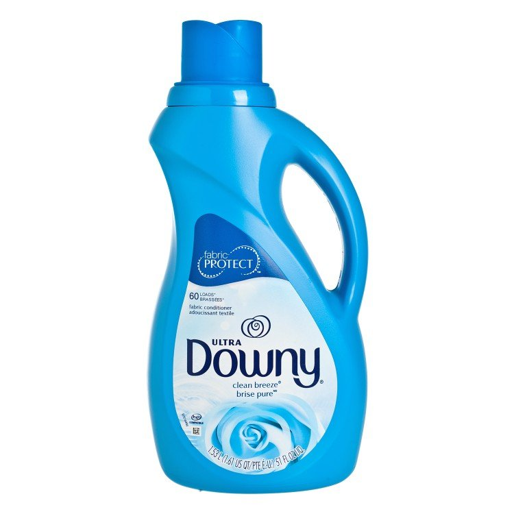 DOWNY - CLEAN BREEZE LIQUID FABRIC SOFTENER - 1.5L