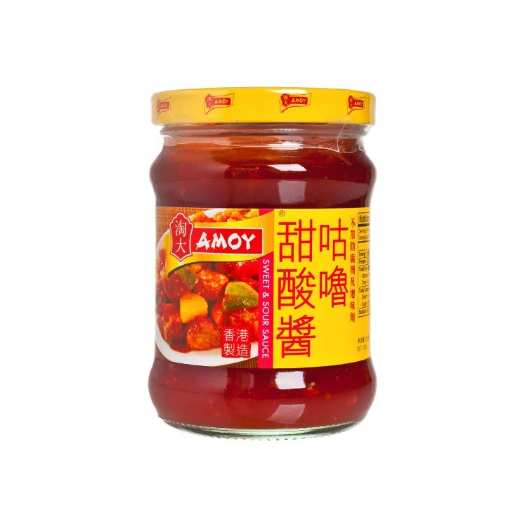 AMOY - SWEET & SOUR SAUCE - 220G