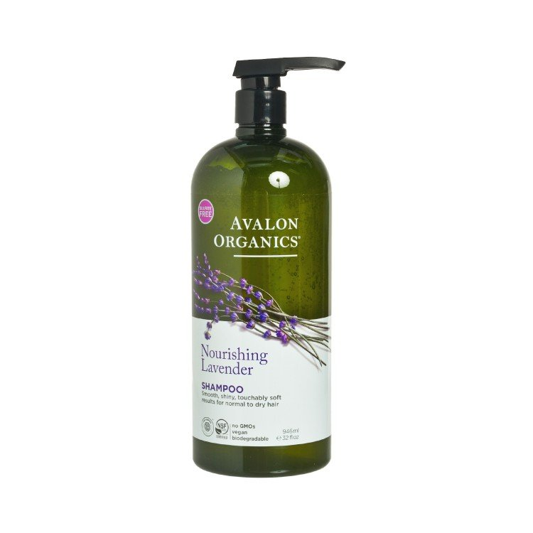 AVALON ORGANICS(PARALLEL IMPORT) - NOURISHING LAVENDER SHAMPOO - 946ML