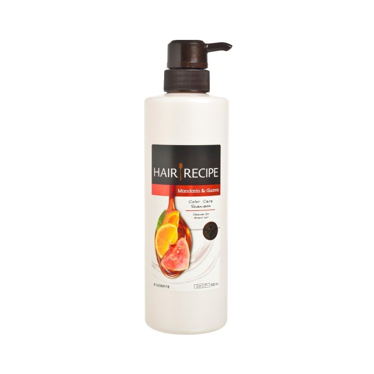 HAIR RECIPE(PARALLEL IMPORT) - SHAMPOO COLOR CARE - 530ML