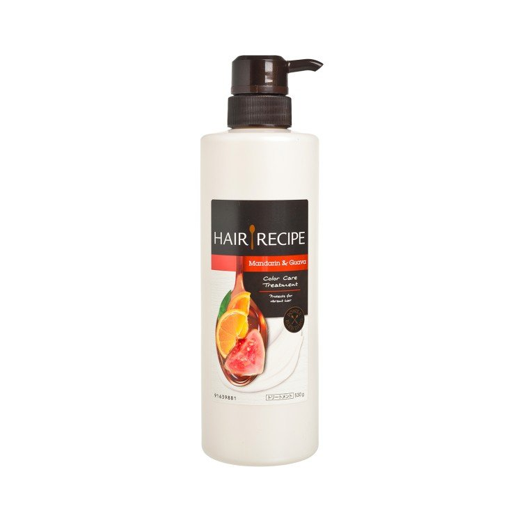HAIR RECIPE(PARALLEL IMPORT) - TREATMENT COLOR CARE TREATMENT - 530ML