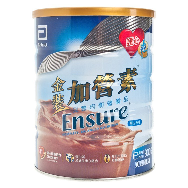 ABBOTT - ENSURE CHOCOLATE - 900G