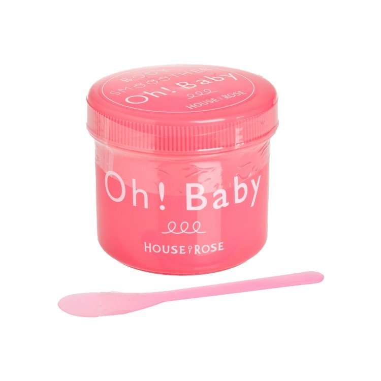 HOUSE OF ROSE - OH! BABY BODY SMOOOTHER - 570G