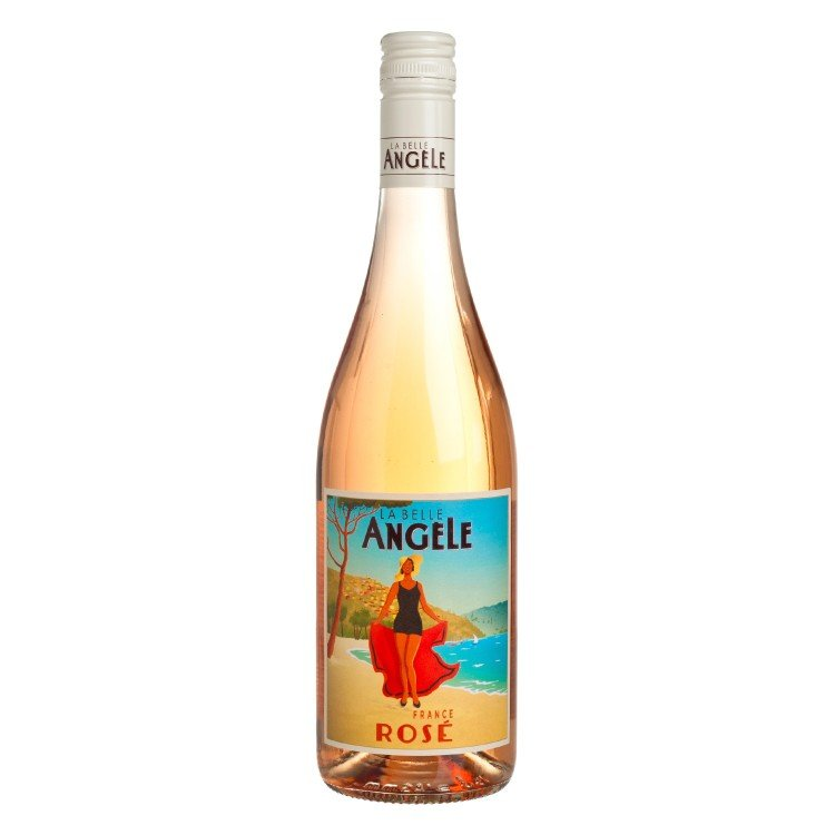 LA BELLE - ANGELE ROSÉ (SCREW CAP) - 750ML