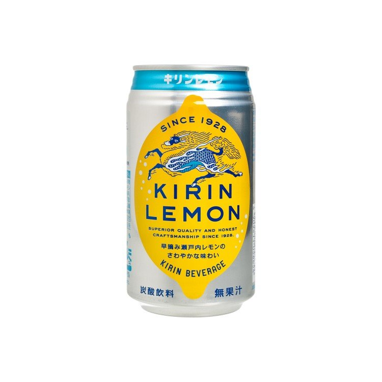 KIRIN - KIRIN LEMON SODA - 350ML