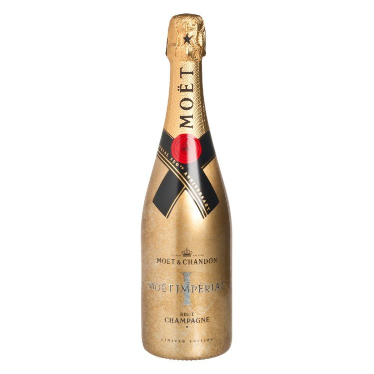 MOET & CHANDON - IMPÉRIAL-150TH ANNIVERSARY END OF YEAR LIMITED EDITION - 75CL