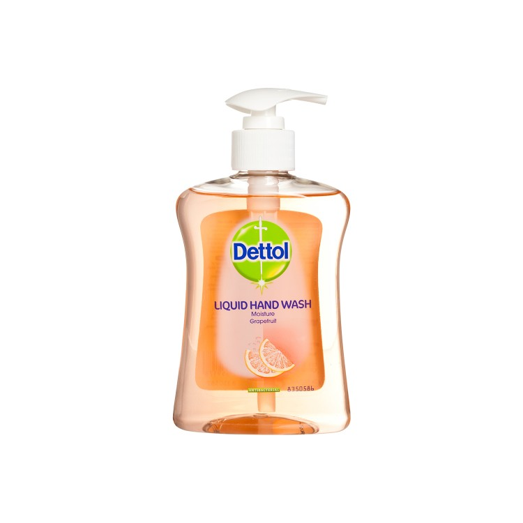 DETTOL(PARALLEL IMPORT) - LIQUID PH-BALANCED HANDWASH-GRAPEFRUIT - 250ML