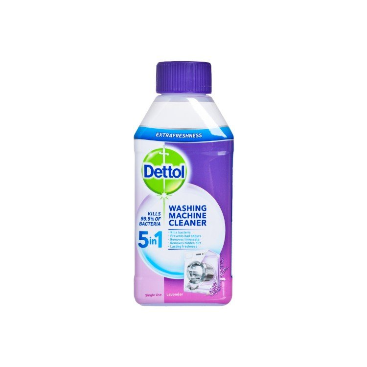 DETTOL(PARALLEL IMPORT) - WASHING MACHINE CLEANER LAVENDER - 250ML