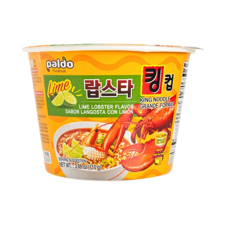 PALDO - KING CUP-LIME LOBSTER - 110G