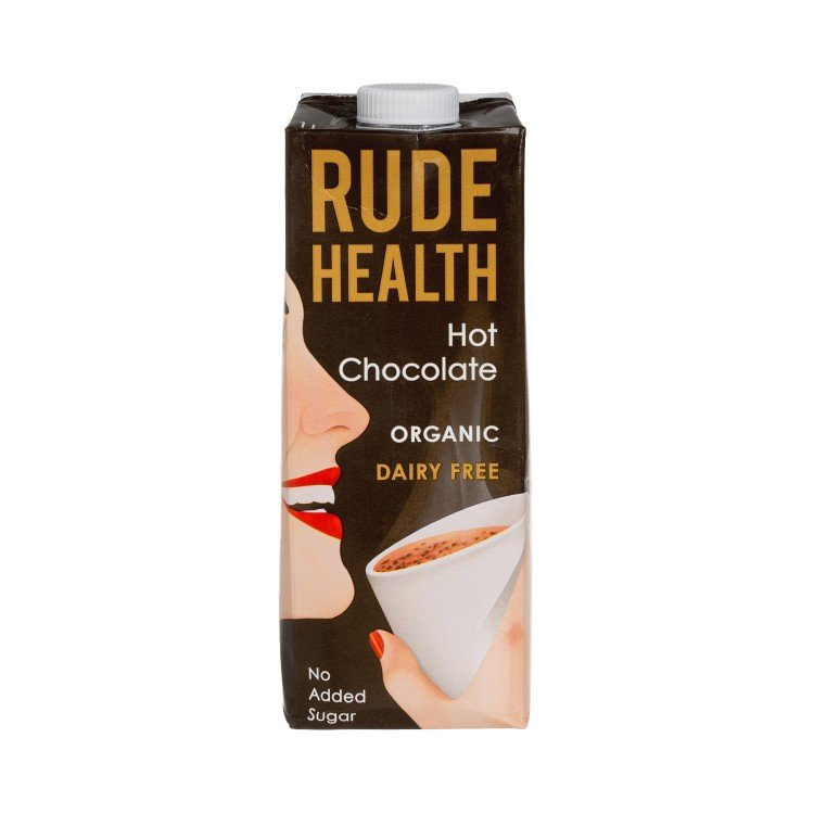 RUDE HEALTH (PARALLEL IMPORT) - ORGANIC HOT CHOCOLATE DRINK - 1L