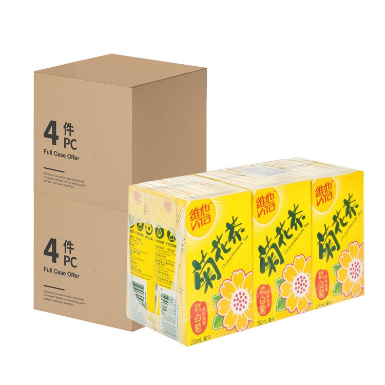 VITA - CHRYSANTHEMUM TEA - 250MLX6X4X2