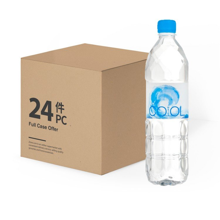 COOL - MINERALIZED WATER(CASE) - 750MLX24