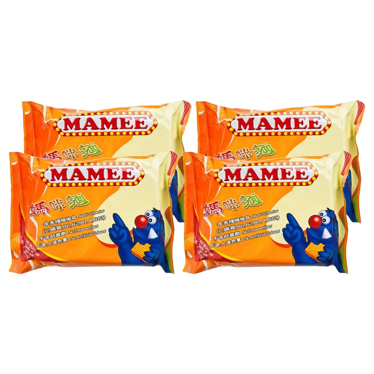 MAMEE - SNACK NOODLES - 60GX4