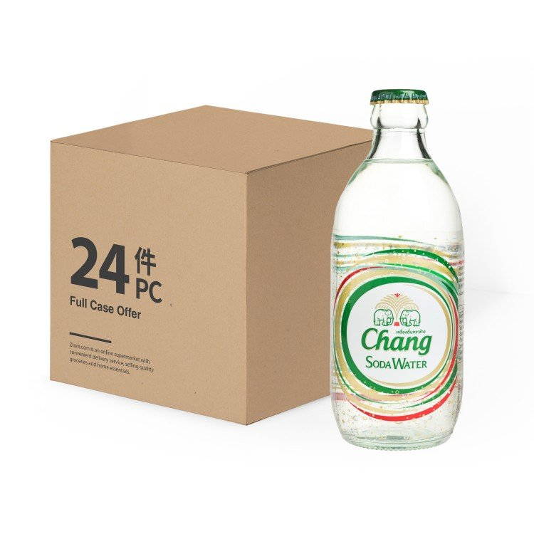 CHANG - SODA WATER - 325MLX24