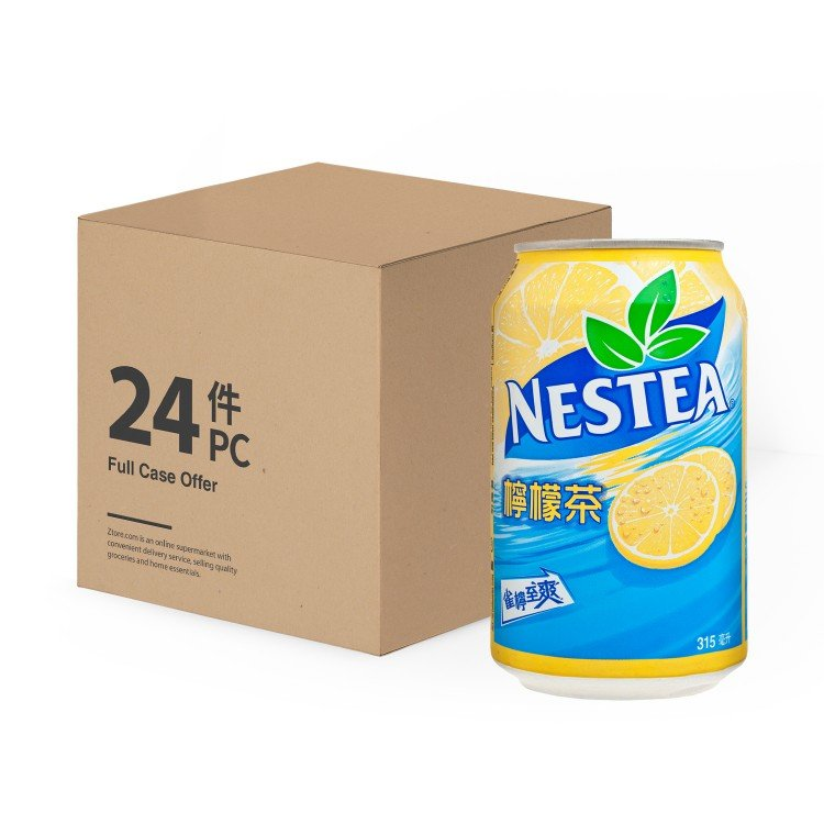 NESTEA - LEMON TEA-FULL CASE - 315MLX24