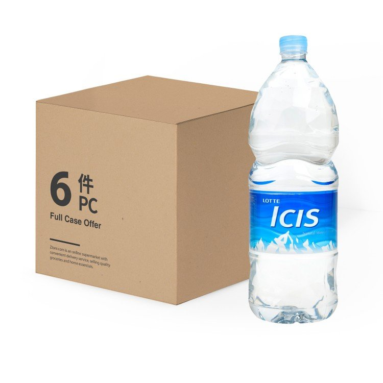 LOTTE ICIS - MINERAL WATER PH8.0 - 2LX6