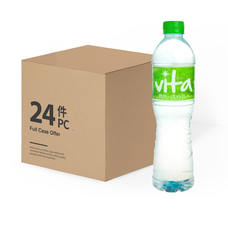 VITA - MINERALISED WATER - 700MLX24