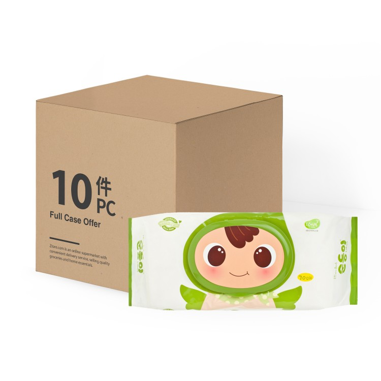 SOONDOONGI - LOHAS BABY WET TISSUE-CASE OFFER - 70'SX10